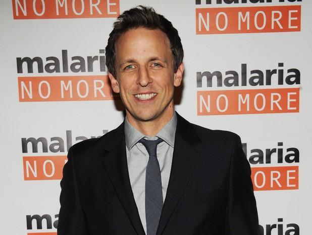 Seth Meyers Bids Farewell To SNL, Hello To Late Night