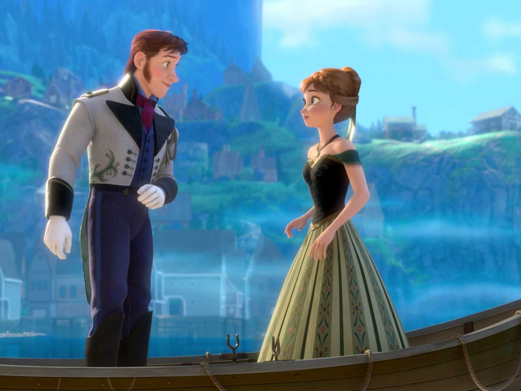Time To Get The Chills: Disney's New Trailer For Frozen Is Out