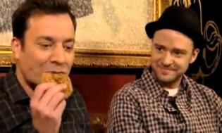 #Justin Timberlake And #Jimmy Fallon's Mutual Love Of #Hashtags