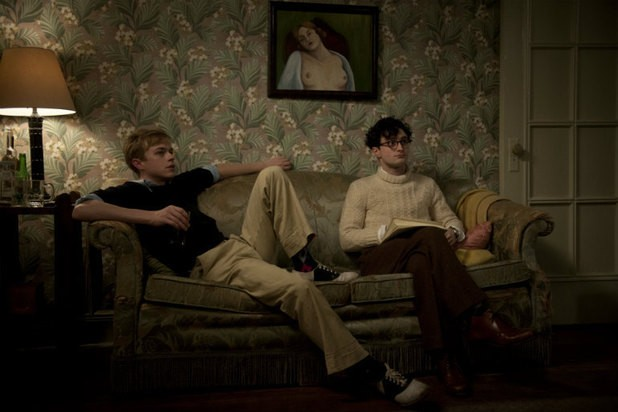 Daniel Radcliffe Opens Up About Sex Scene in Kill Your Darlings