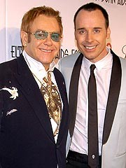 Elton John Claims He'll Marry When Equal Marriage Bill Is Passed