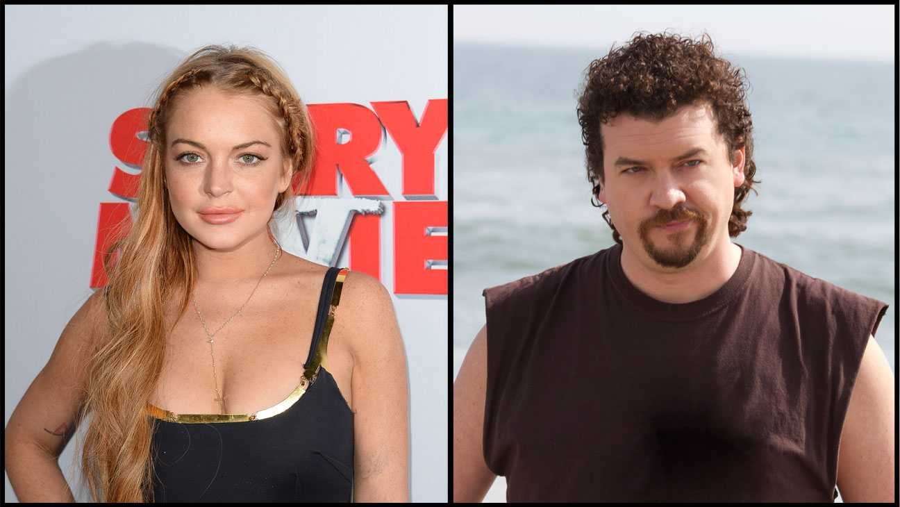 Danny McBride Praises Lindsay Lohan on Eastbound and Down Cameo