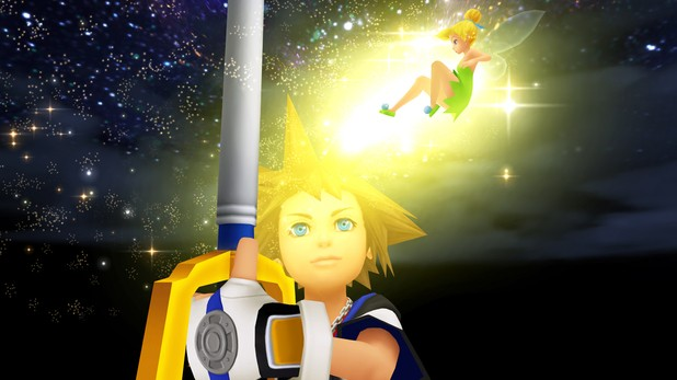 More Disney Fun Is On The Way: New Trailer for Kingdom Hearts HD 1.5 Remix Hits The Web