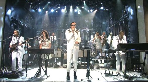 Arcade Fire Brings Awesome And Bizarre To Saturday Night Live
