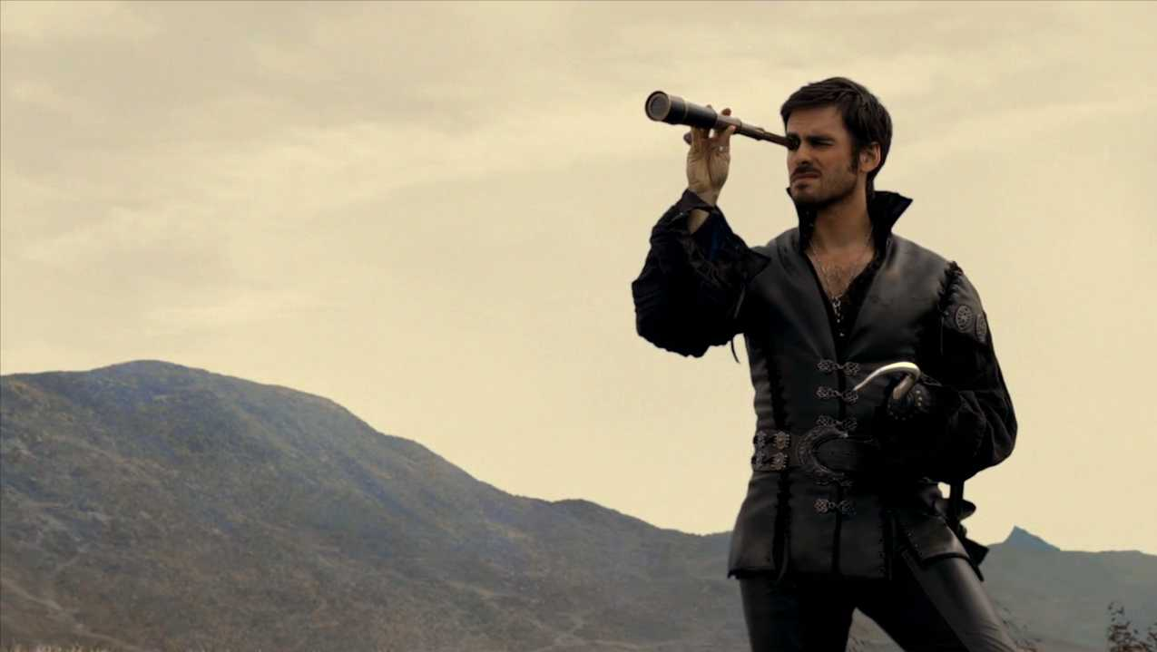 OUAT's Colin O'Donoghue Talks About What Season 3 Has To Offer