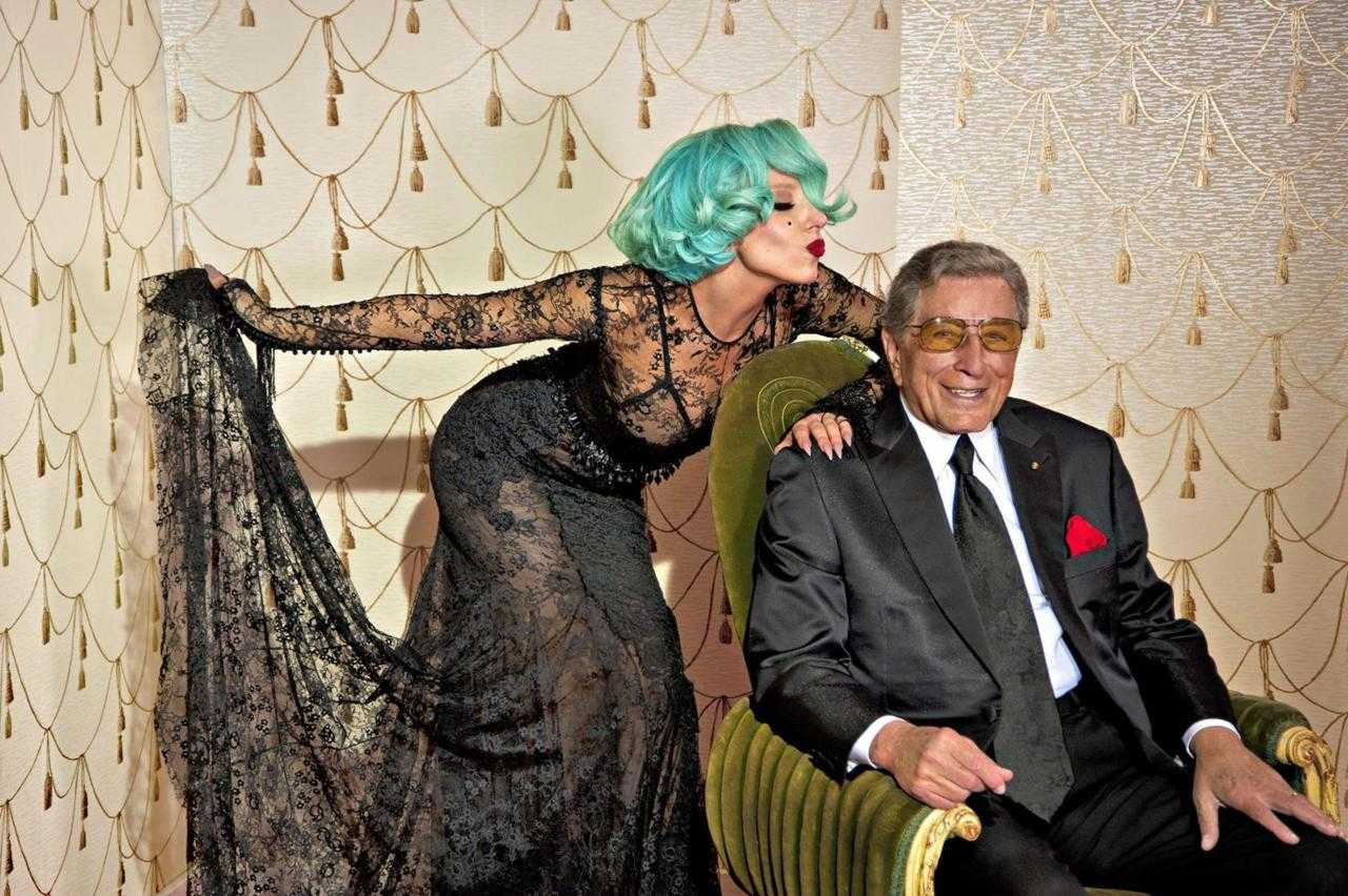 Tony Bennett And Lady Gaga Get Together Again To Release Jazz Album