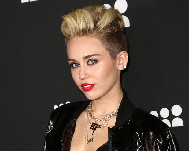 Crack May Be Whack But Miley Cyrus Says Weed Is Awesome