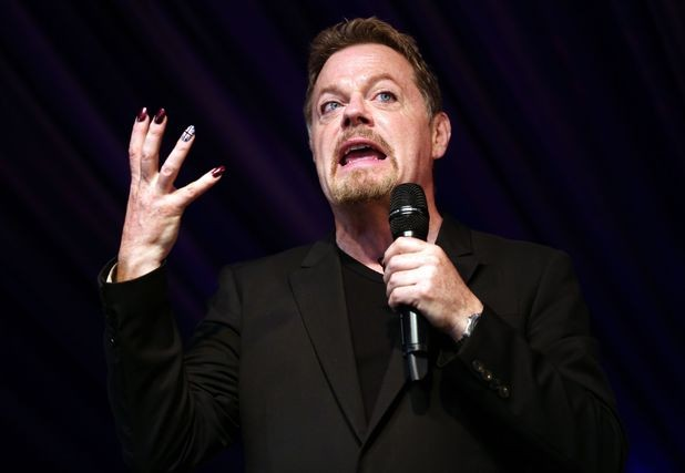 Eddie Izzard Was Attacked Twice In 2013 While Wearing Women's Clothes