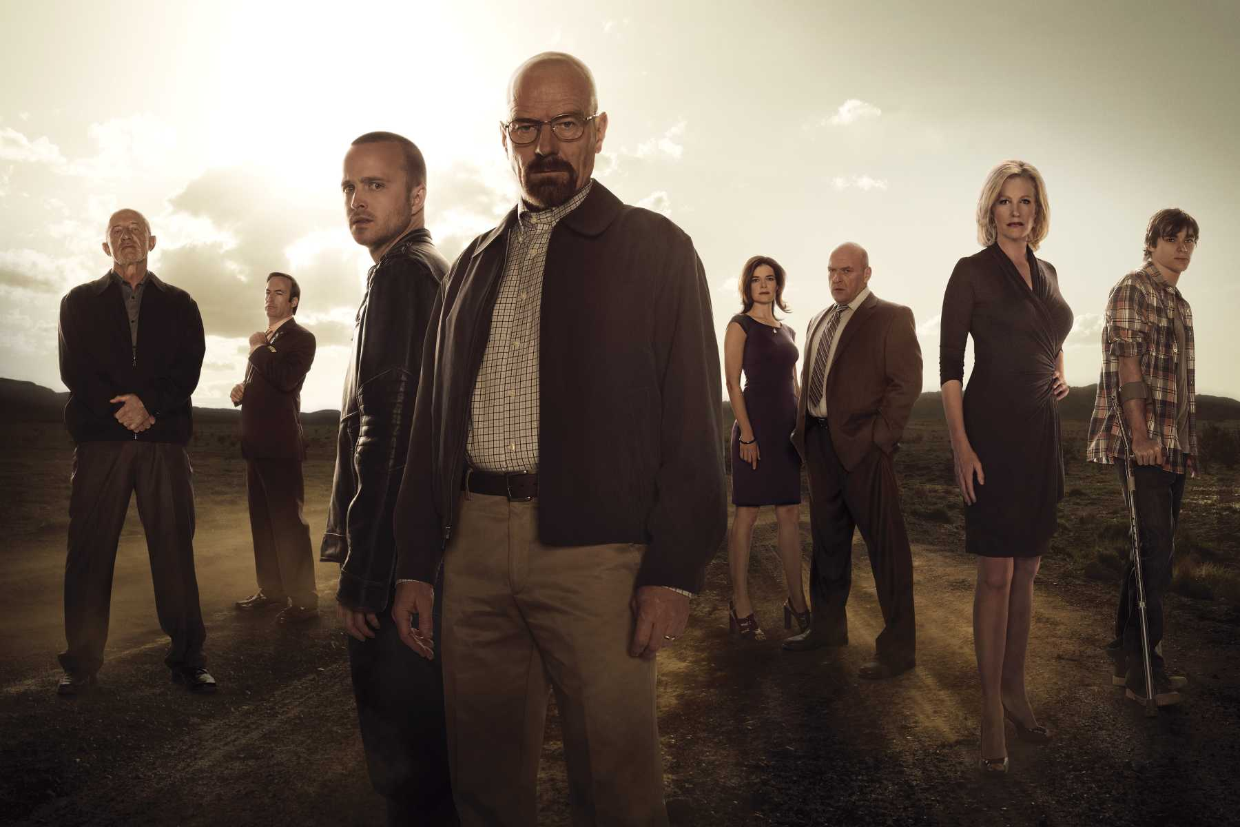 Goodbye Breaking Bad: PopWrapped Bids Farewell To AMC's Groundbreaking Show
