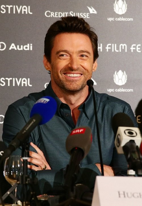 Robots On Film? Hugh Jackman Reveals News Of Role In Upcoming Chappie