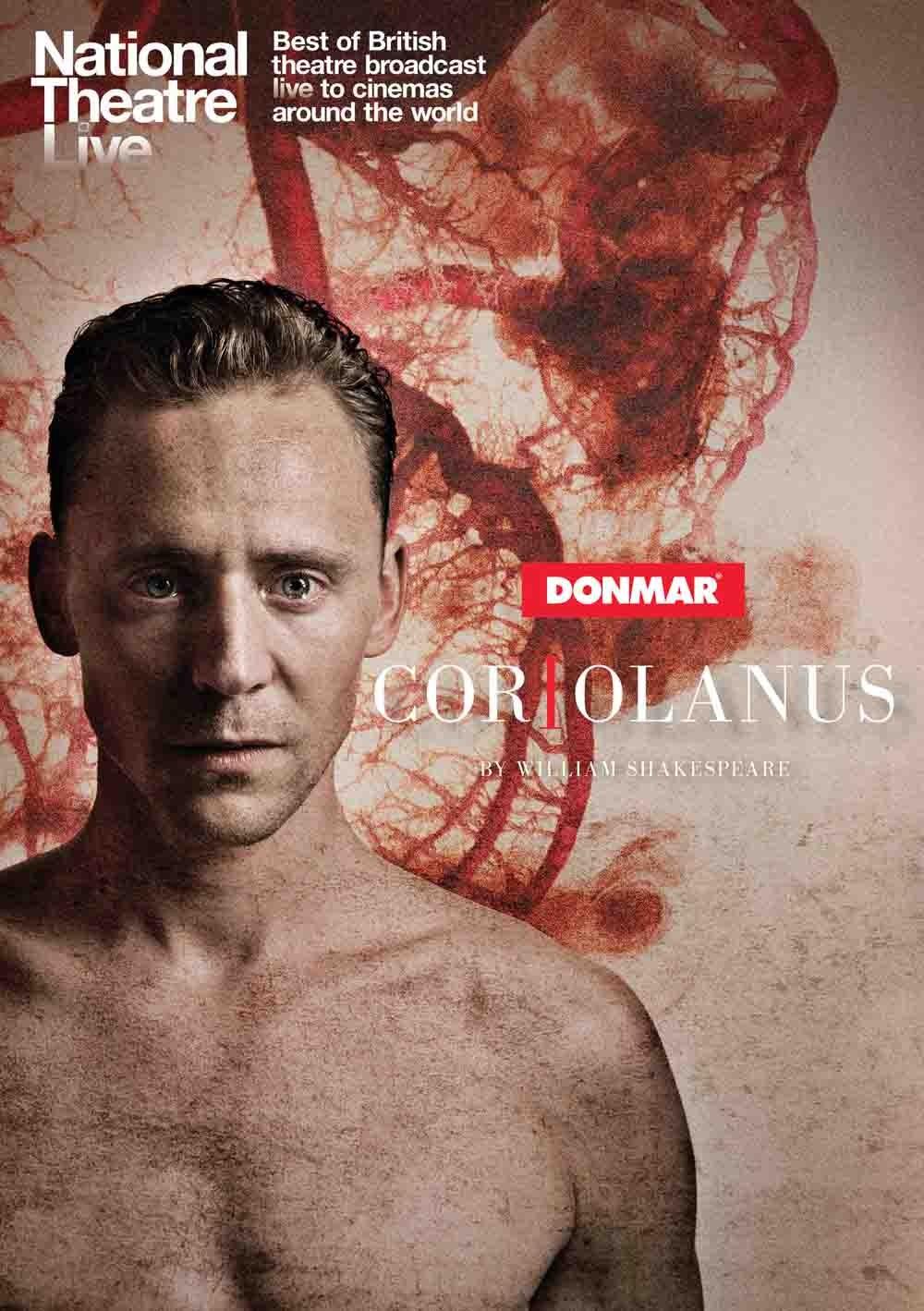 Tom Hiddleston Gets His Swordsmanship On During Coriolanus Rehearsals  v2