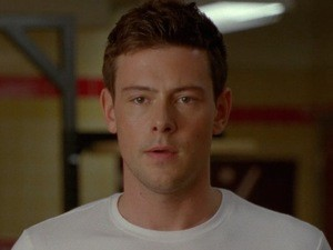 Glee's Cory Monteith And Matthew Morrison Have A Dramatic Standoff In Deleted Scene