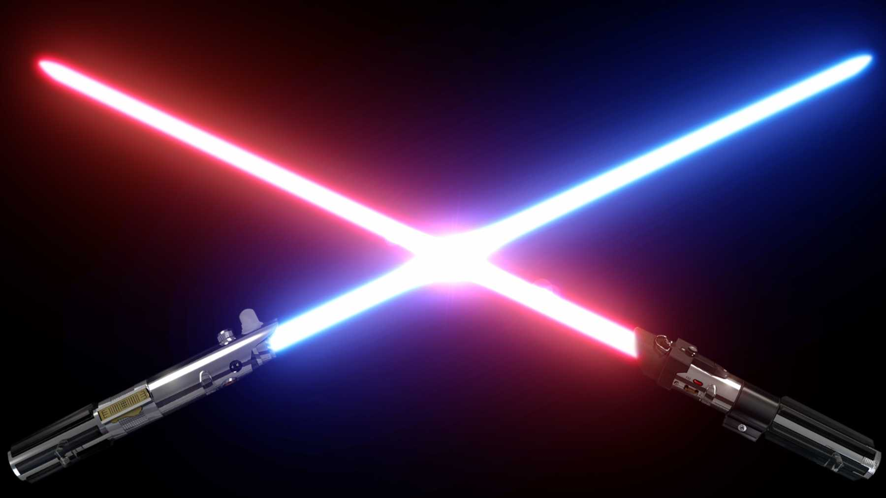 May The Force Be With Us: Star Wars Lightsabers Finally Invented