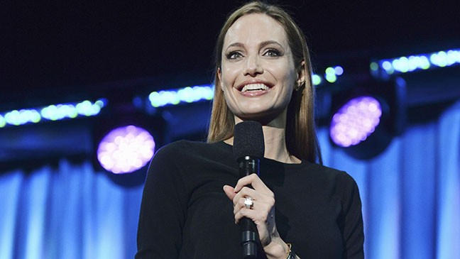 Angelina Jolie Is Bringing Hollywood Down Under