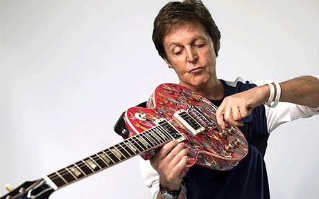 Sir Paul McCartney To Perform Intimate Concert For BBC Radio