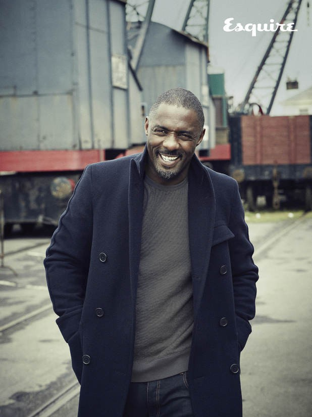 Idris Elba Opens Up To Esquire About Calling Prince Charles