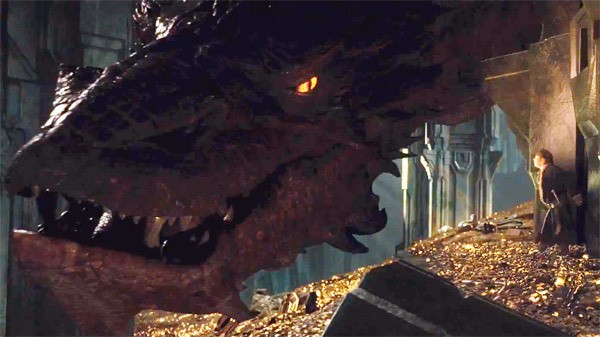 The Hobbit: The Desolation Of Smaug Trailer Finally Gives Us What We Have Been Waiting For