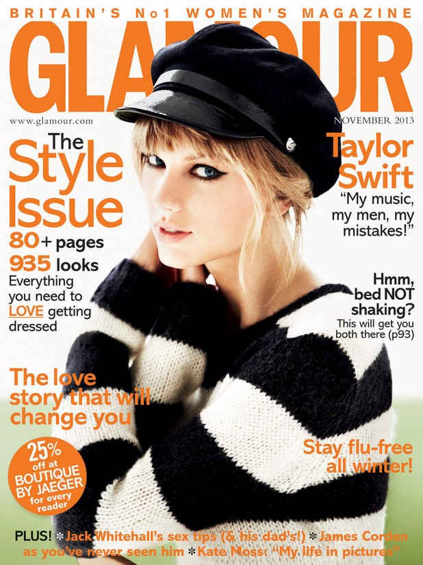 Is Taylor Swift Obsessed With Herself? The Singer Speaks Out