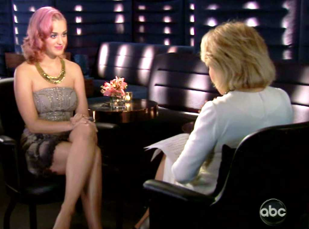 Mea Culpa: Katy Perry Receives Apology From Barbara Walters Over Misunderstanding