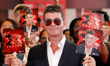 Simon Cowell Wants Ratings Not Emmys