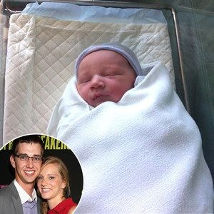 He's Here: Take A First Look At Glee's Heather Morris' Baby Elijah