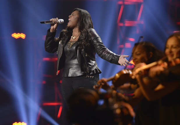 Idol Winner Candice Glover To Delay Her Album For A Third Time