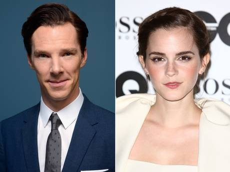 Emma Watson And Benedict Cumberbatch Voted Sexiest In The World