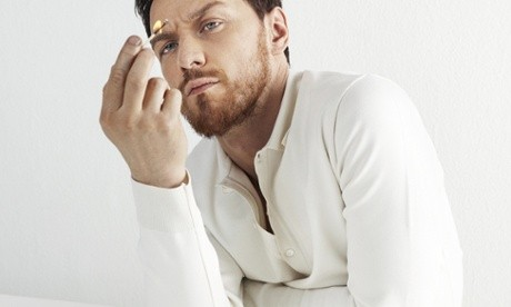 James McAvoy Denies Interest In Playing Disgraced British DJ
