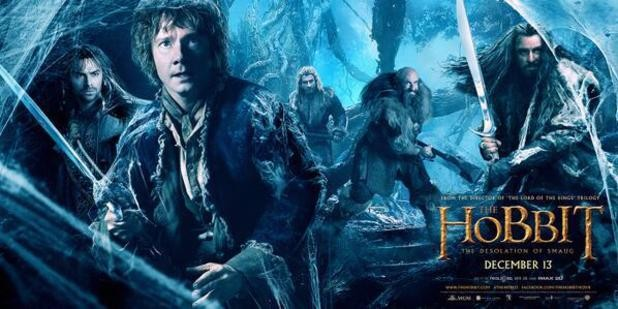 New Posters For The Hobbit: Desolation Of Smaug Unveiled v2