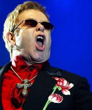 Elton John Gives The Paparazzi A Piece Of His Mind In His Latest Angry Rant