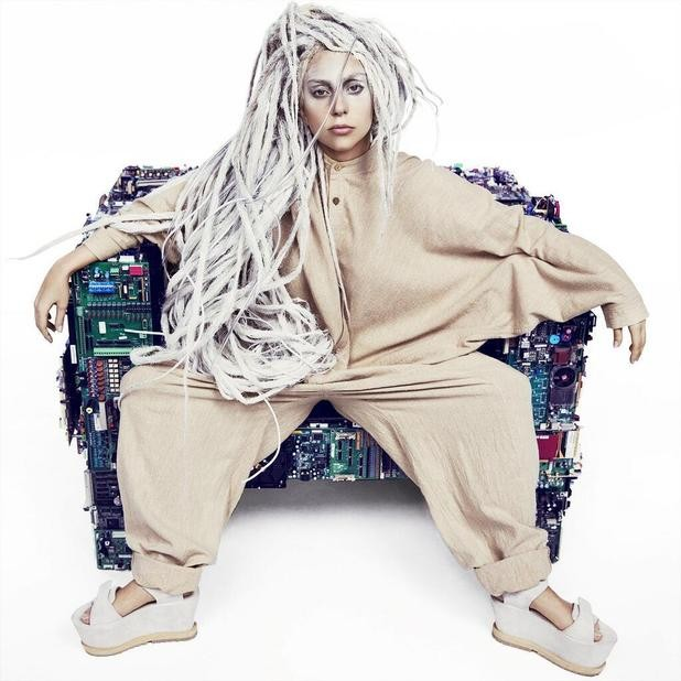 Lady Gaga Apologizes To Her Little Monsters For Track List Delay