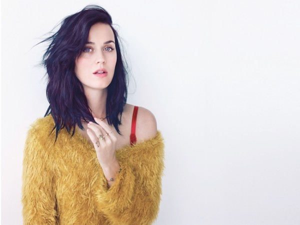 Katy Perry Wants Her Music, Not Her Body, To Be On Everyone's Lips