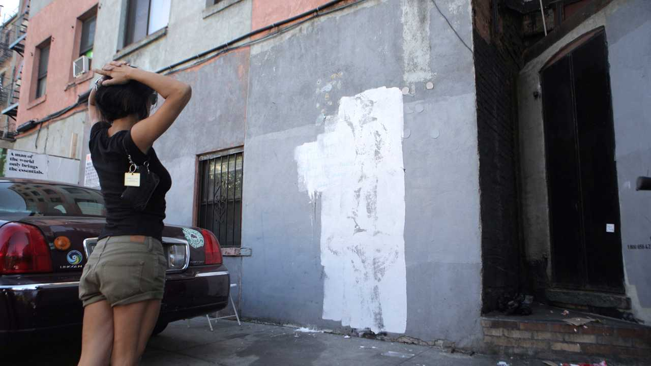 Banksy Begins New York Residency And Already First Two Works Destroyed