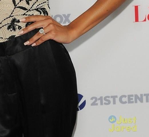 Glee's Naya Rivera and Big Sean Are Engaged