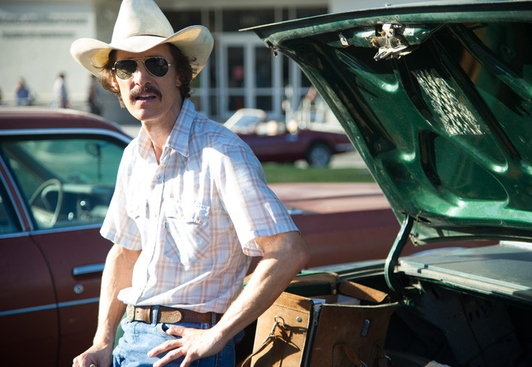Oscar Buzz: Matthew McConaughey To Be Honored For Dallas Buyers Club Role