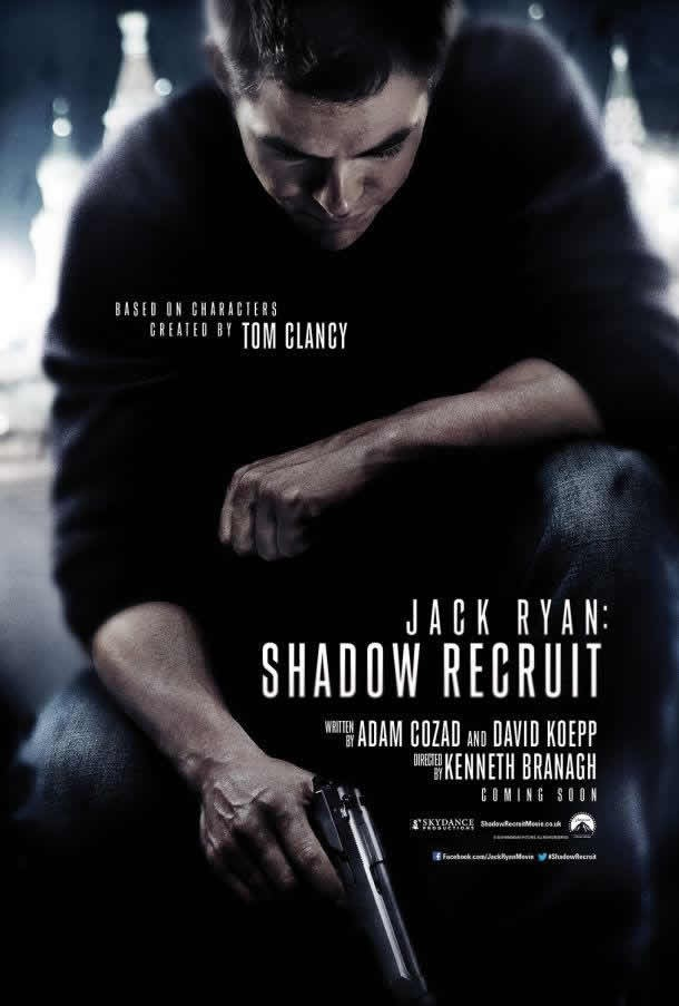 Jack Ryan: Shadow Recruit Trailer Shows Off Chris Pine's Skills