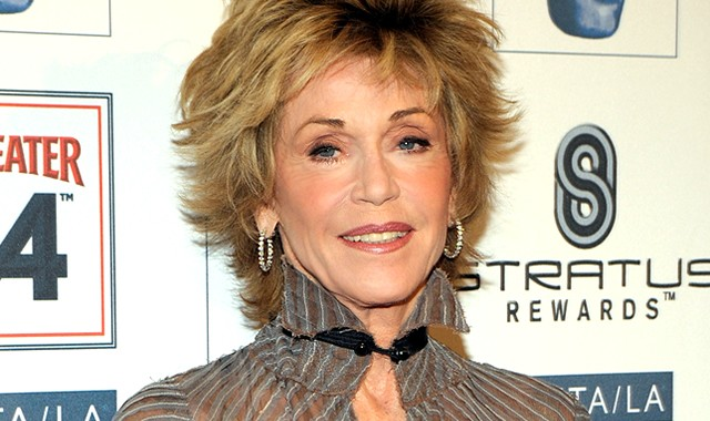 Jane Fonda To Be Honored By AFI For Her Lifetime Of Work