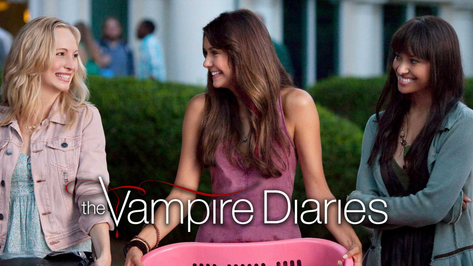 The Vampire Diaries Season Premiere: Different Town, Same Vampire Problem