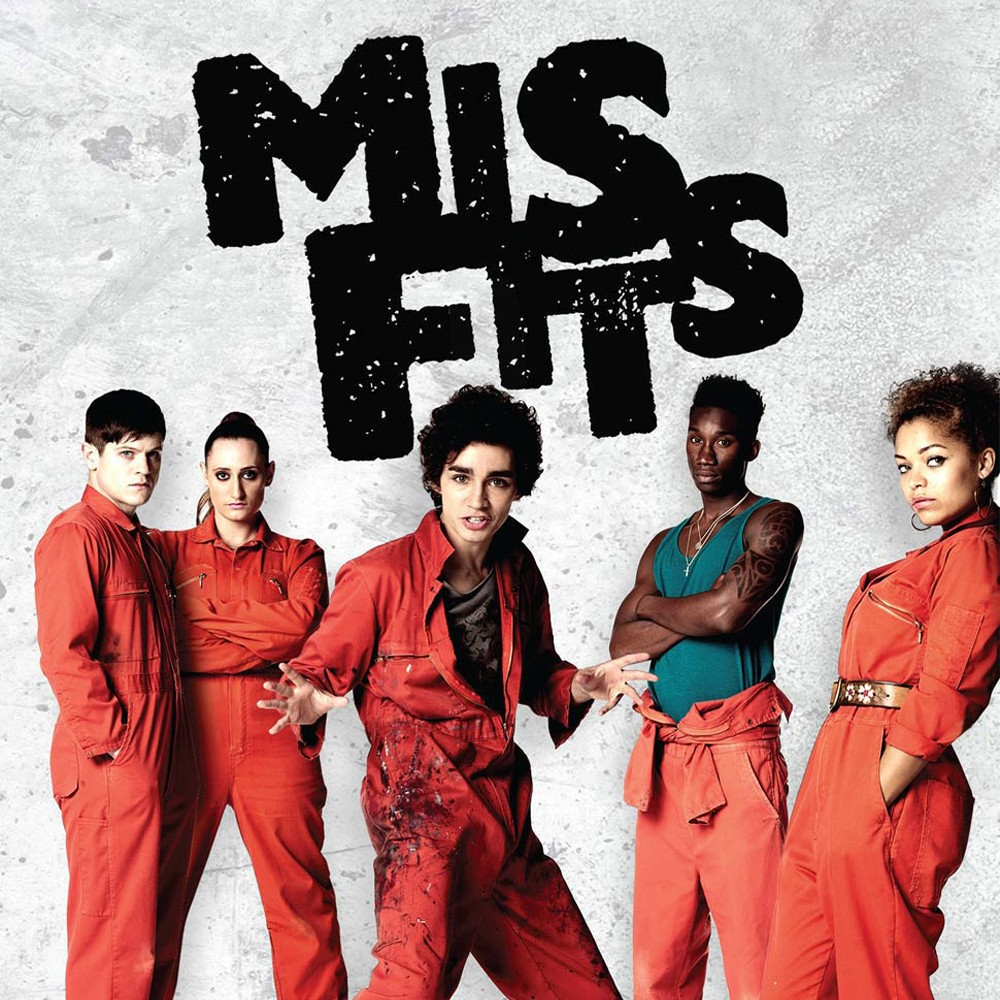 Prepare To Say Goodbye As E4 Debuts Misfits Trailer For Fifth And Final Season