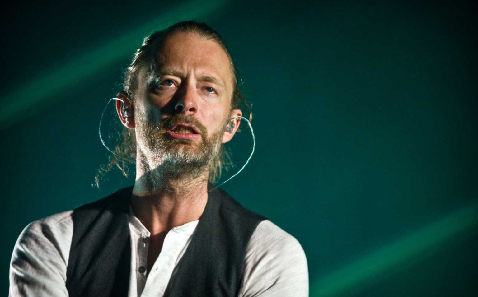 Radiohead's Frontman Thom Yorke Predicts The End Of Spotify