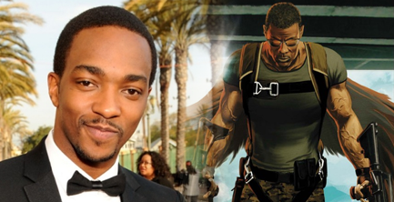 Anthony Mackie Says There Is Some Major Ass Kicking In Captain America: Winter Soldier