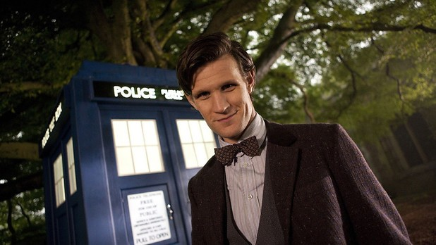 For Whom The Cloister Bell Tolls; Matt Smith Has Left the TARDIS