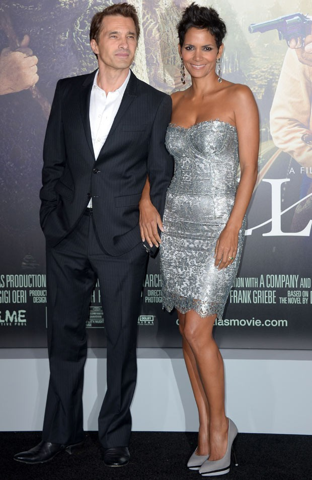 Halle Berry Says Hello To Baby Number Two With Olivier Martinez