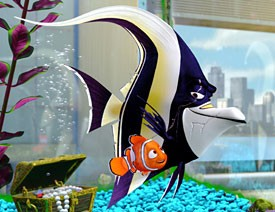Willem Dafoe To Keep Swimming In Finding Dory