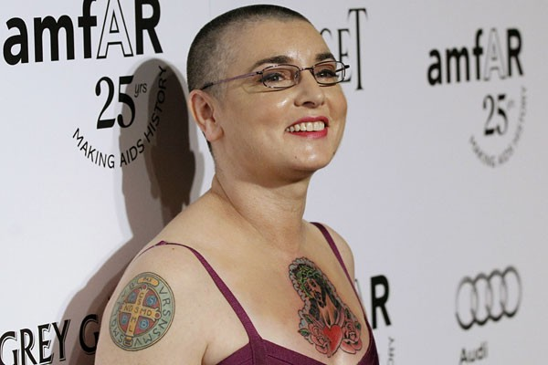Sinead O'Connor Takes Aim At The Music Industry At Large - And Simon Cowell