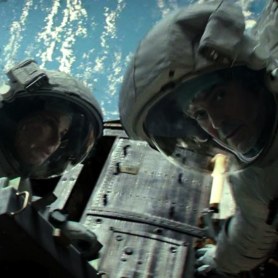 Gravity Set To Skyrocket To The Top Of The Box Office, Smashing Records On Its Launch