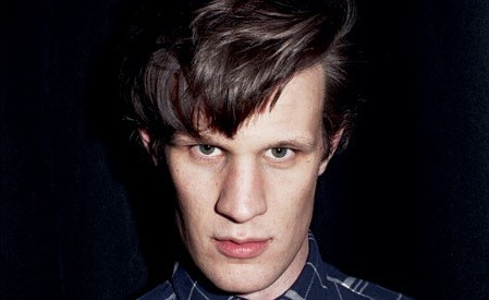 Matt Smith Swaps Sonic Screwdriver for Chainsaw In American Psycho The Musical
