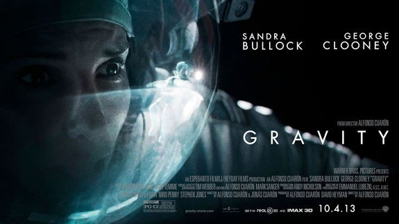 James Cameron Is A Fan Of Gravity. High Praise Indeed