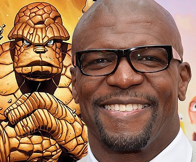 Terry Crews Wants To Be The Thing