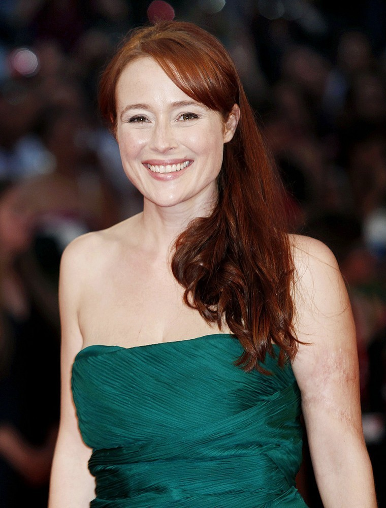 Mom's The Word As Jennifer Ehle Set To Star In 50 Shades of Grey
